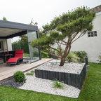 am nagement de combles et cr ation d 39 une toiture terrasse. Black Bedroom Furniture Sets. Home Design Ideas