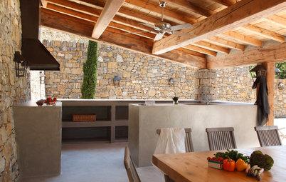 I Pro Rispondono: Come Realizzare una Cucina in Muratura da Esterno?