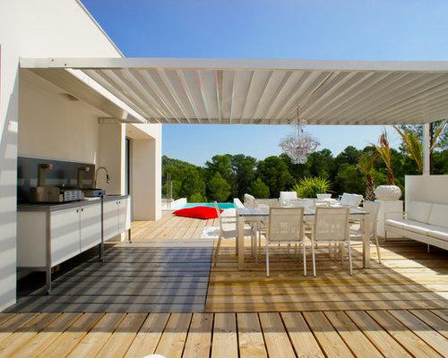 cuisine d 39 t ext rieure photos et id es d co de cuisines d 39 t ext rieures. Black Bedroom Furniture Sets. Home Design Ideas
