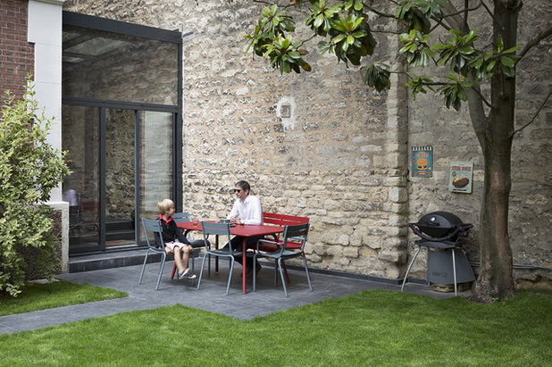 Moderne Terrasse et Patio by THINK TANK architecture