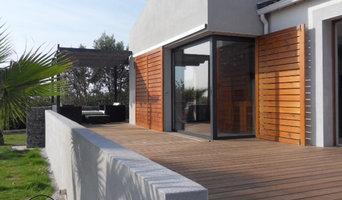 extension et transformation d'un ancien gite rural en résidence principale à Via