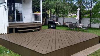 Finition, peinture extérieure, peinture bois et patio