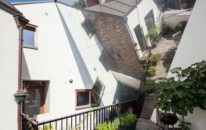 Arquitectura: Jugando al Tetris en la ciudad de Gante