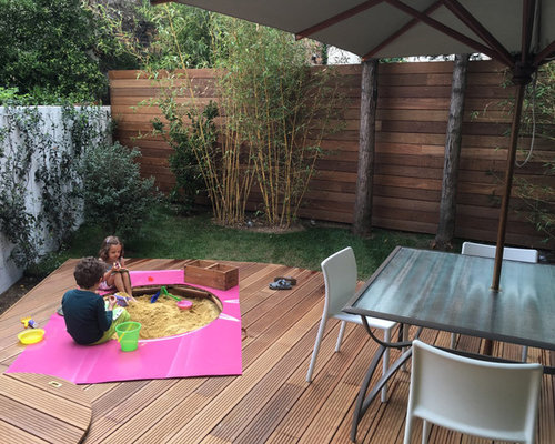 best small backyard deck design ideas remodel pictures houzz
