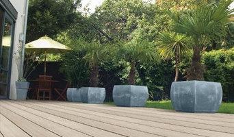 Lames Terrasse Composite Ocewood - Optima Plus - Moka