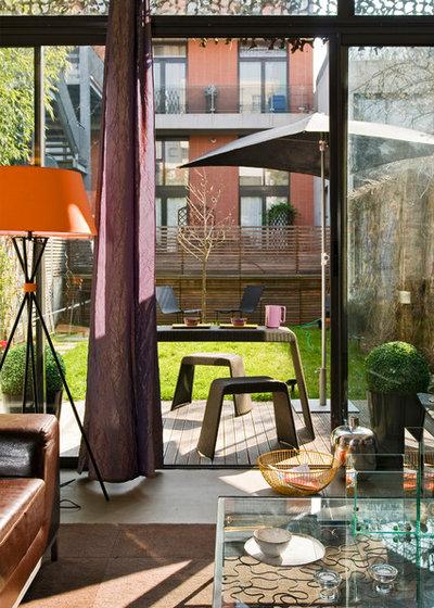 Industriel Terrasse et Patio by Julien CLAPOT