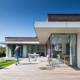 Terrasse couverte à toit plat : Photos et idées déco