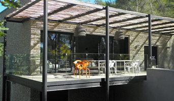 Maison contemporaine à Pernes