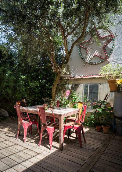 Eclectic Terrace by sophie loubaton / photographe