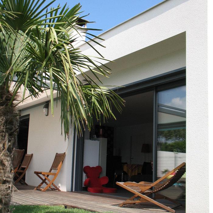 Maison P - Rénovation et extension d'une maison individuelle