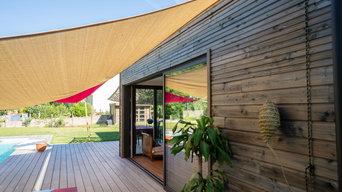Maison Ploeren (56) Terrasse