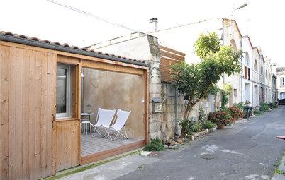 Dedans-dehors : 6 terrasses intégrées avec style