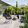 Dschungel-Look auf dem Balkon: Ein Indoor-Trend will nach draußen