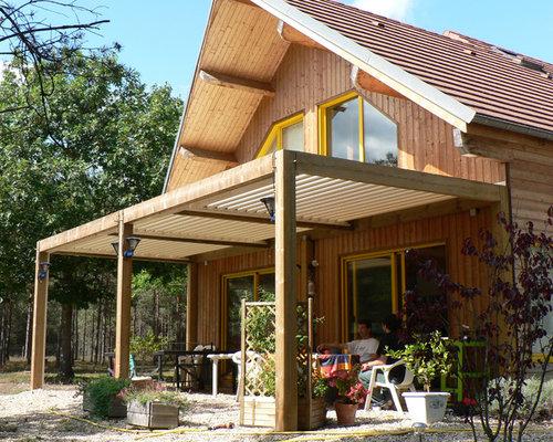 Rustikale Terrasse Angers - Ideen Für Die Terrassengestaltung | Houzz Rustikale Terrassengestaltung