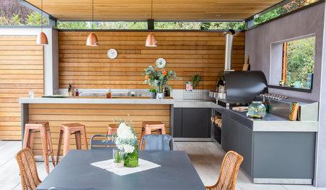 Conseils de pro pour aménager une cuisine d'extérieur