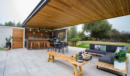 Comment aménager plusieurs espaces sur une terrasse ?