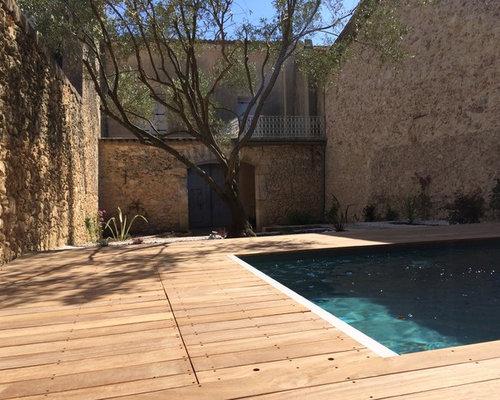 Terrasse bois exotique cumaru piscine bois local de for Local piscine bois