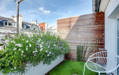 20 idées d'aménagement pour un petit balcon urbain