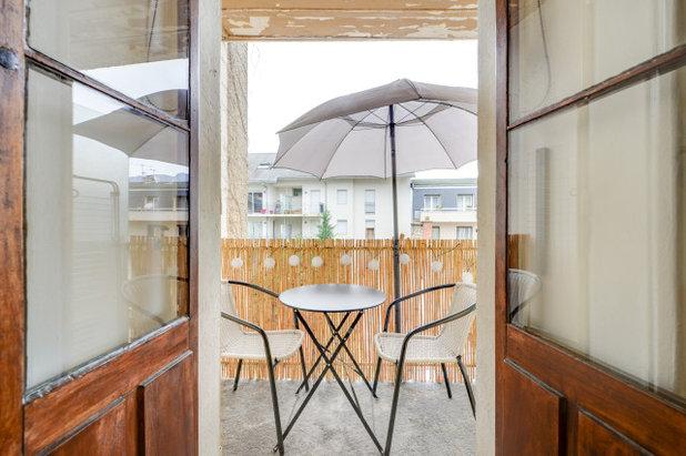 Éclectique Terrasse et Patio by Pourquoi pas design