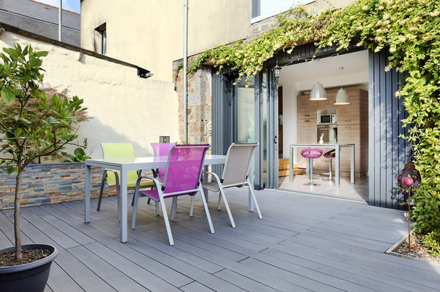 Campagne Terrasse et Patio by O2 Concept Architecture