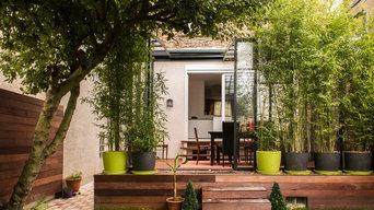 Rénovation d'une maison en meulière