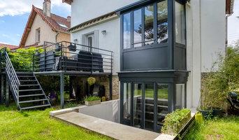 Rénovation lourde et extension de maison