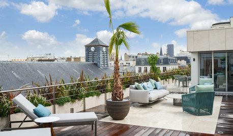Terrasse de la semaine : Un rooftop inspiré de l'Amérique latine