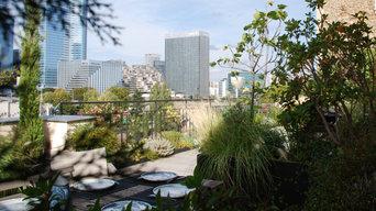 Rooftop à Neuilly Sur Seine