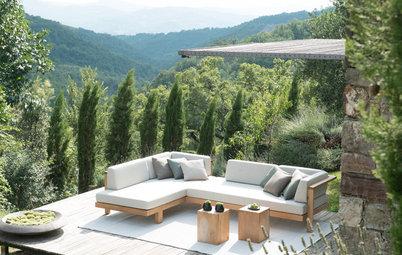 Tendances outdoor : 25 salons de jardin exceptionnels