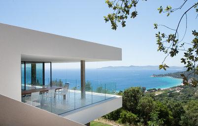 Houzzbesuch: Eine Villa als Ausguck an der Côte d'Azur