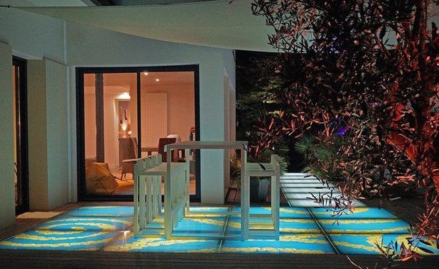 Moderne Terrasse et Patio by ALTIIS