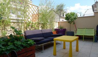 Terrasse bac en bois