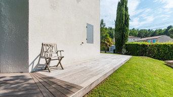Terrasse de Piscine n°1