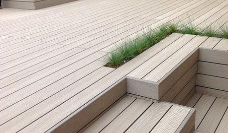 Focus Matière : Tout savoir sur les terrasses en bois composite