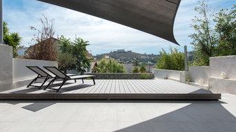 Terrasse mobile Alkira à Marseille