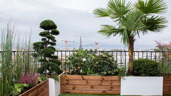Terrasse Musicale Paris 15
