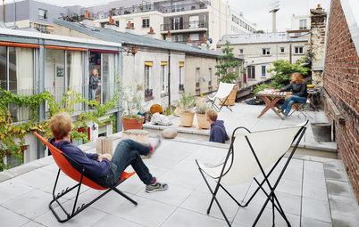 4 Modi Felici per Usare Meglio lo Spazio Condominiale sul Tetto