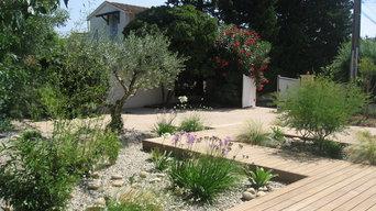 Un jardin original à Toulon