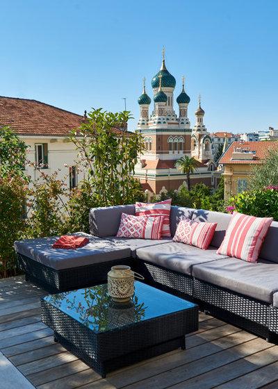 Mediterranean Terrace by Quai 9