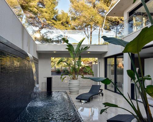 photos et id es d co de terrasses exotiques. Black Bedroom Furniture Sets. Home Design Ideas