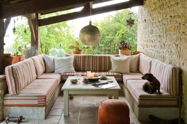 Country Patio by Julien CLAPOT