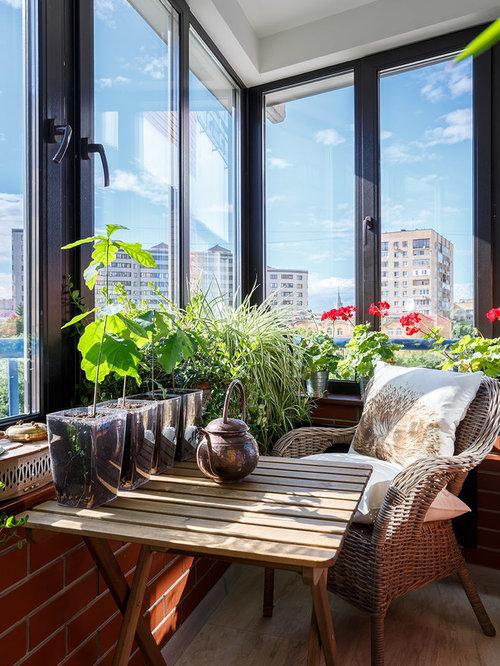 Дизайн балконов россия
