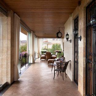 Новый формат декора квартиры: терраса в средиземноморском стиле