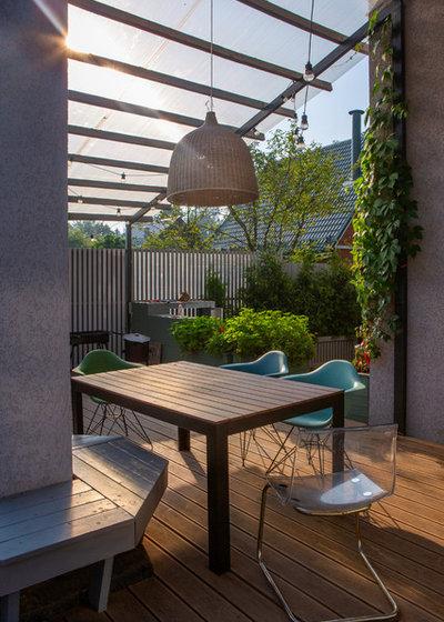 Terraza y balcón by Petsa Tatiana
