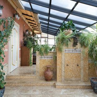 На фото: террасы в средиземноморском стиле