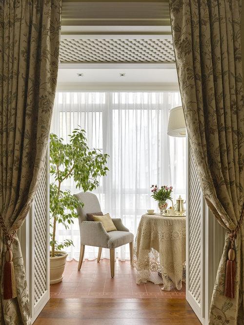 Балконы и лоджии в классическом стиле фото - 1 000, идеи диз.