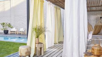 Коллекция интерьерно-уличных тканей Sunbrella
