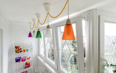 Ловушки для солнца: Как наполнить светом плохо освещенную комнату