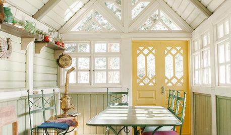 Вопрос: Зачем [и какие] летние кухни строят теперь