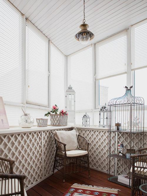 landhausstil wintergarten ohne kamin bilder ideen. Black Bedroom Furniture Sets. Home Design Ideas